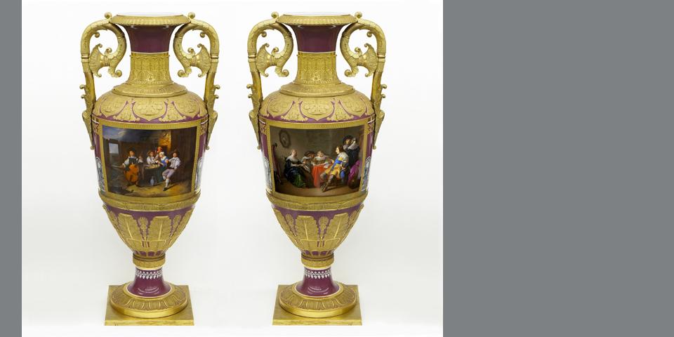Russian-urns
